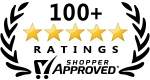 More than 250 testimonials from Shopper Approved