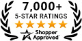 5 Star Reviews Award