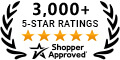 See what customers are saying about their shopping experience with TippyToad on Shopper Approved